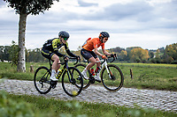 chasing group <br /> <br /> 17th Ronde van Vlaanderen 2020<br /> Elite Womens Race (1.WWT)<br /> <br /> One Day Race from Oudenaarde to Oudenaarde 136km<br /> <br /> ©kramon