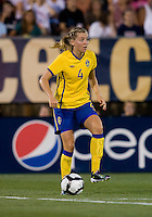 Linda Sembrant. The USWNT defeated Sweden, 3-0.