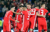2017 11 14 Wales v Panama, International Friendly, Cardiff, Wales, UK