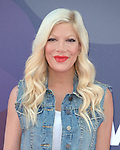 Tori Spelling  attends The Disney Pixar L.A. Premiere of Inside Out held at The El Capitan Theatre  in Hollywood, California on June 08,2015                                                                               © 2015 Hollywood Press Agency