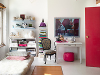 Designer Lili Diallo's New York Loft