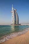 United Arab Emirates, Dubai: The Burj Al Arab.