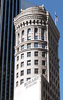 San Francisco:  Hobart Bldg., 582 Market St. Willis Polk, 1914.  Photo '89.