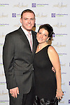 A photo booth for attendees at.Making Headway Foundation's  Holly's Angels .gala at Cipriani in New York City.