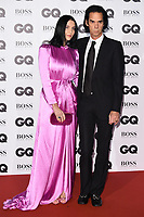Nick Cave<br /> arriving for the GQ's Men of the Year Awards 2017 at the Tate Modern, London<br /> <br /> <br /> ©Ash Knotek  D3304  05/09/2017