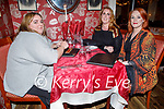 Antoinette O'Connor, Trish Dillon and Elizabeth Stack enjoying the evening in Cassidys on Saturday.
