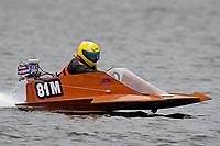81-M   (Outboard Hydroplane)