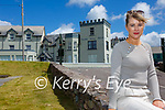 Paula Huggard from the Butler Arms Hotel in Waterville.