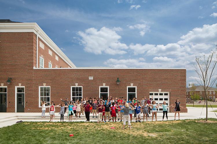 New Albany Plain Local Schools (NAPLS)   Moody Nolan