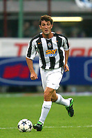 Milano 27/7/2004 Trofeo Tim - Tim tournament <br /> <br /> <br /> <br /> CIRO FERRARA JUVENTUS<br /> <br /> <br /> <br /> Inter Milan Juventus <br /> <br /> Inter - Juventus 1-0<br /> <br /> Milan - Juventus 2-0<br /> <br /> Inter - Milan 5-4 d.cr - penalt.<br /> <br /> <br /> <br /> Photo Andrea Staccioli Insidefoto