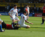 England U20 V Canada U20 IRB JWC 2008