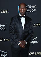 SANTA MONICA, CA - OCT 7:  Kuk Harrell at the City Of Hope Spirit Of Life Gala 2019 at the Barker Hangar on October 7. 2019 in Santa Monica, California. (Photo by Xavier Collin/PictureGroup)