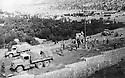 Iraq 1975.Raid of the inhabitants of Barzan by the Iraqi army<br /> Irak 1975 L'armée irakienne a Barzan pour emmener les gens de Barzan dans le sud de l'Irak