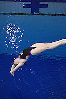 2010 Women's Big Ten S&D Champs, Day 2 Prelims NW
