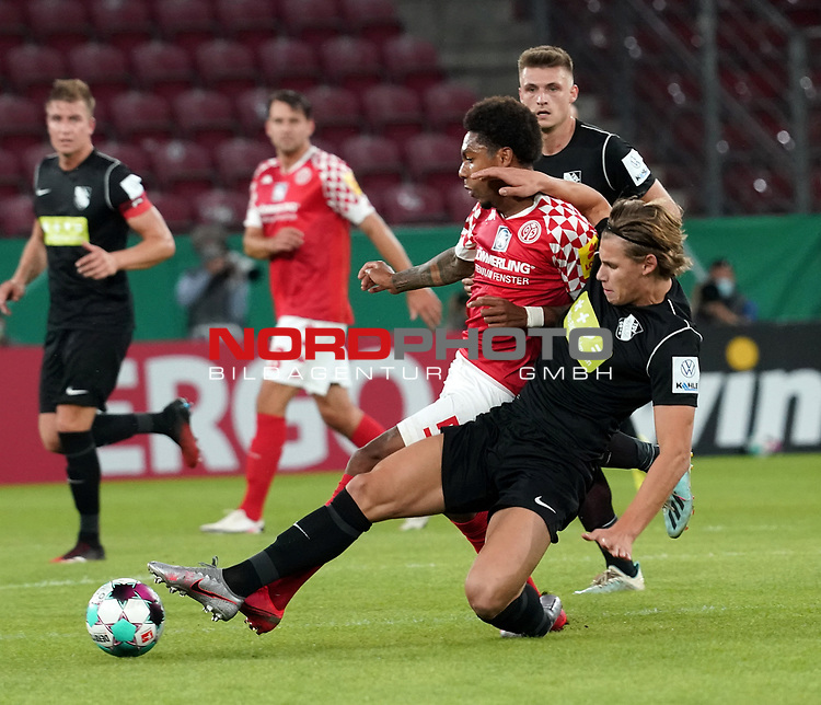 11.09.2020, Opel Arena, Mainz, GER, DFB-Pokal, 1. Runde TSV Havelse vs 1. FSV Mainz 05<br />