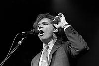 FILE -  Ralph Machat a <br /> Rock Envol, le 17 avril 1987<br /> <br /> PHOTO : Agence Quebec Presse