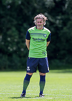Manager Gareth Ainsworth during the Wycombe Wanderers 2016/17 Pre Season Training Session at Wycombe Training Ground, High Wycombe, England on 1 July 2016. Photo by Andy Rowland / PRiME Media Images.