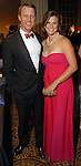 """Jim and Nicole Perdue at the Children's Museum """"Road to Rio"""" Gala at The Corinthian Friday Oct. 19,2007.  (Dave Rossman/For the Chronicle)"""