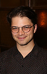 Jake Beckhard attends the Drama League's directing fellows dinner at the Bond 45 on May 16, 2018 in New York City.