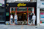 Celsius, new shop on the Mall