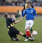 David Templeton clattered by Devon Jacobs