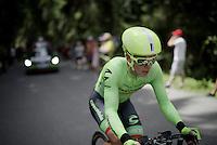 Tom-Jelte Slagter (NLD/Cannondale-Drapac)<br /> <br /> Stage 18 (ITT) - Sallanches › Megève (17km)<br /> 103rd Tour de France 2016
