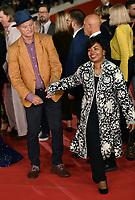 Bill Murray , Jacqueline Greaves <br /> Roma 17/10/2019 Auditorium Parco della Musica <br /> Motherless Brooklin Red Carpet <br /> Roma Cinema Fest <br /> Festa del Cinema di Roma 2019 <br /> Photo Andrea Staccioli / Insidefoto