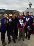 The Canadian Paralympic Committee was pleased to participate in the 2014 edition of the Rolling Rampage on the Hill on Oct. 9.<br /> // Le Comité paralympique canadien a eu le plaisir de participer à l'édition 2014  de la Déferlante roulante sur la Colline, le 9 octobre.