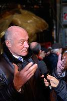 Alain Rousset, président du Conseil Régional d'Aquitaine