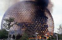 1976 05 20 DIS - Biosphere - Incendie