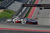 Pirelli World Challenge<br /> Grand Prix of Texas<br /> Circuit of The Americas, Austin, TX USA<br /> Saturday 2 September 2017<br /> Peter Kox/ Mark Wilkins<br /> World Copyright: Richard Dole/LAT Images<br /> ref: Digital Image RD_COTA_PWC_17239