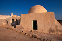 Moschee bei Midoun,  Djerba, Tunesien