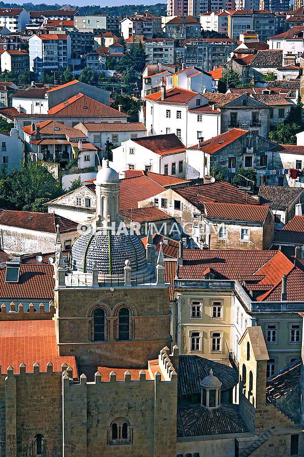 Cidade de Coimbra. Portugal. 2005. Foto de Rogério Reis.