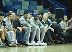 Tulane men's basketball drops a close one, 57-55,  to the Memphis Tigers at the Smoothie King Center in New Orleans.