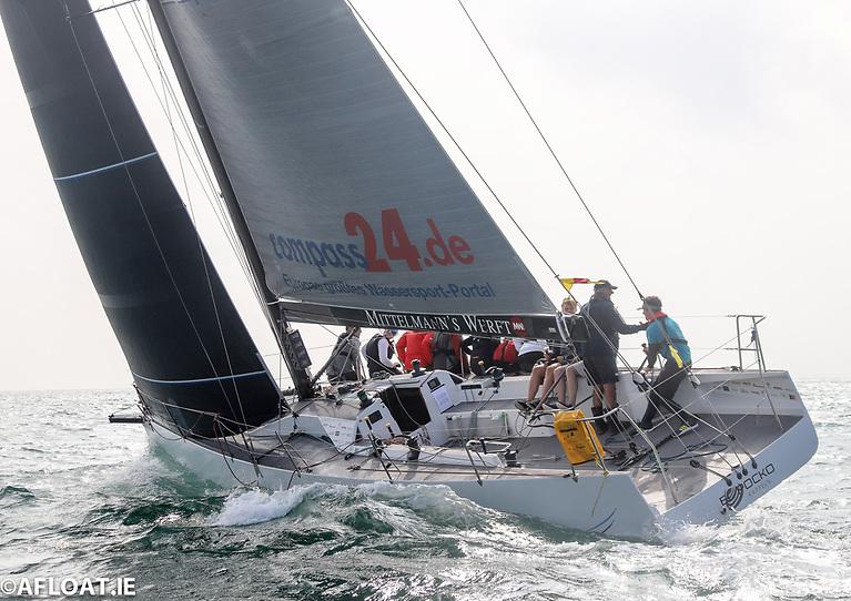 El Pocko, a Puma 42 from the Royal St George Yacht Club