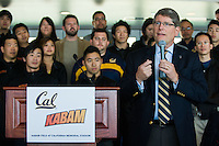 California / Kabam Press Conference, December 5, 2013