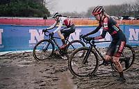 Fem van Empel (NED/Pauwels Sauzen- Bingoal) <br /> <br /> UCI cyclo-cross World Cup Dendermonde 2020 (BEL)<br /> <br /> ©kramon