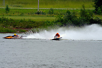 Frame 5: 30-H, 44-S spins out in turn 2   (Outboard Hydroplanes)   (Saturday)
