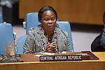 Security Council Meeting The situation in the Central African Republic Report of the Secretary-Gener