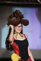 Je t'aime en chocolat at Bonsecours Market<br /> in Montreal, Canada, February 5 to 7, 2016.<br /> <br /> This annual event feature chocolate tasting of creations by local chef, chocolate made dresses fashion shows and various activities for the whole family.<br /> <br /> MANDATORY CREDIT <br /> PHOTO : Pierre Roussel - Agence Quebec Presse
