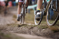 riding with transponders around the ankles<br /> <br /> Men Elite Race<br /> Superprestige Zonhoven 2015