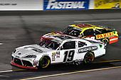 #19: Brandon Jones, Joe Gibbs Racing, Toyota Supra Freightliner