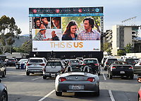 PASADENA, CA - MAY 25: Guests attend 20th Television & NBC's THIS IS US FYC Drive-In Screening And Panel at the Rose Bowl on May 25, 2021 in Pasadena, California. (Photo by Frank Micelotta/20th Television/PictureGroup)