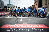 race ready <br /> <br /> Circuit de Wallonie 2019<br /> One Day Race: Charleroi – Charleroi 192.2km (UCI 1.1.)<br /> Bingoal Cycling Cup 2019