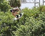 September 13, 2014:  Scenes from the WWA Wakeboard World Championships at Mills Pond Park in Fort Lauderdale, FL.  Men's  Professional Wakeboarder Keenan Allen USA.  Liz Lamont/ESW/CSM