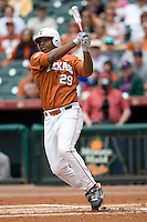 NCAA Baseball featuring the Texas Longhorns against the Missouri Tigers. Keyes, Kevin 4867  at the 2010 Astros College Classic in Houston's Minute Maid Park on Sunday, March 7th, 2010. Photo by Andrew Woolley