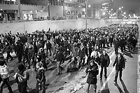 Students  protest against indexation of tuition fees, on Marc 5, 2013.<br /> <br /> File Photo : Agence Quebec Presse