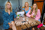 Enjoying the dining experience in Croi on Saturday, l to r: Susan Conway, Deirdre O'Shea and Olivera Ivkovic all from Tralee