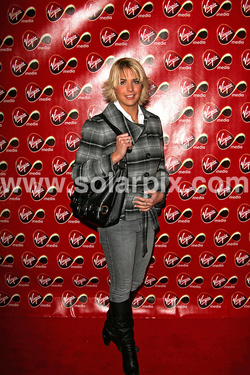 **ALL ROUND PICTURES FROM SOLARPIX.COM**.**WORLDWIDE SYNDICATION RIGHTS**..Gemma Atkinson attends the Virgin Media Launch party at Cirque, Leicester Square in London on 09.02.07...JOB REF:    3335   SSD     DATE: 09.02.07.**MUST CREDIT SOLARPIX.COM OR DOUBLE FEE WILL BE CHARGED**