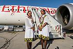 Vol inaugural Ethiopian Airlines - 3 juillet 2019